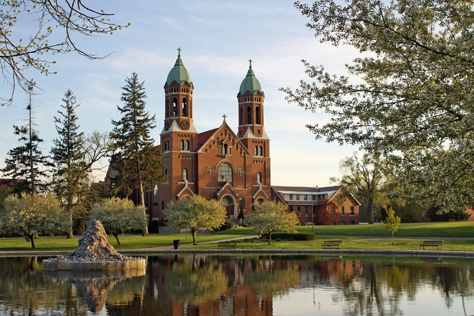 Saint Joseph's College in Indiana