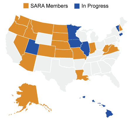 State Authorization Reciprocity Effort Passes Tipping Point