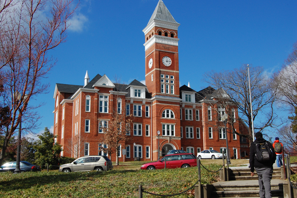 Clemson University Rankings, Degrees, Reviews, Ratings - Colleges