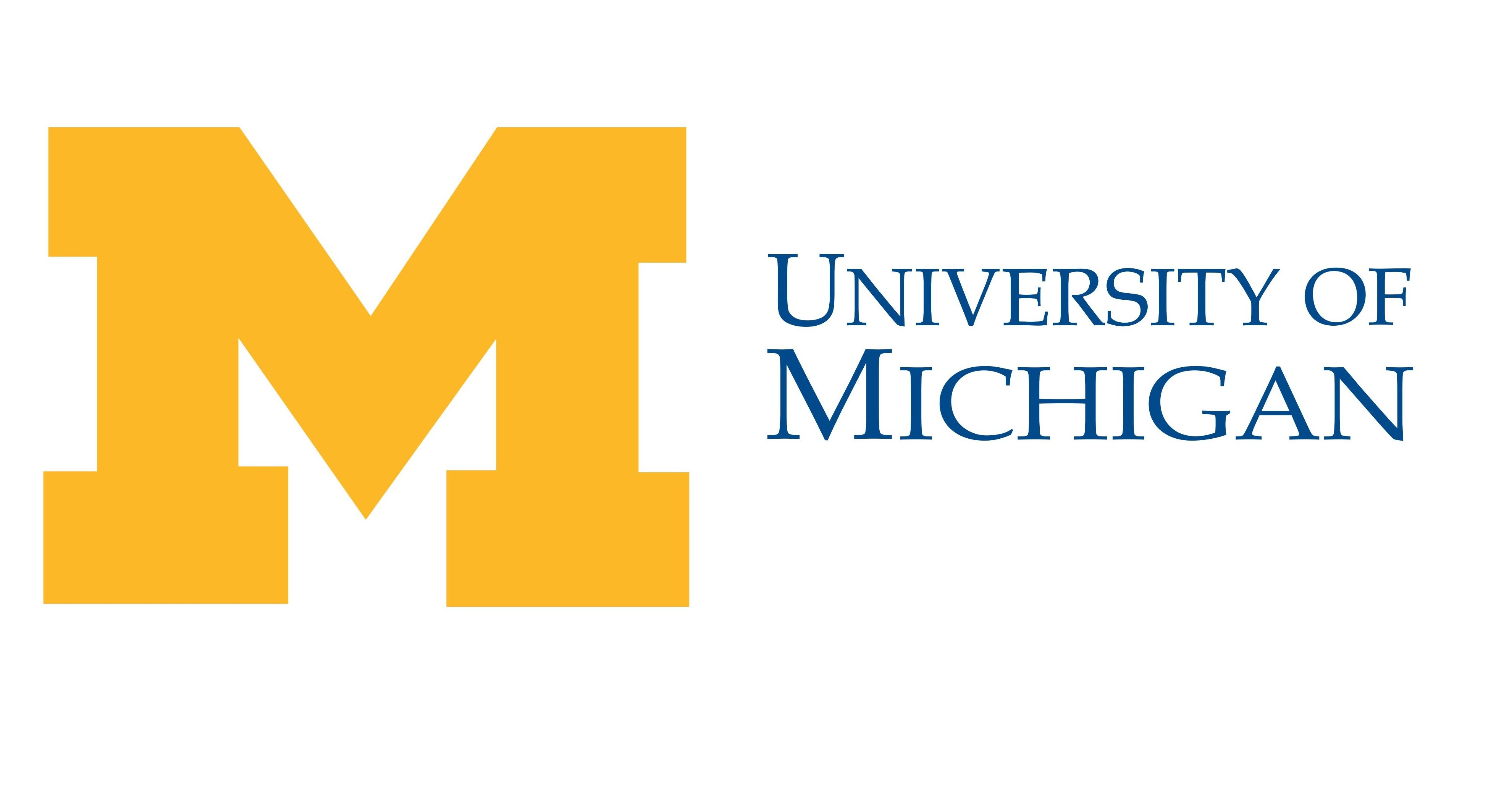 Image result for University of Michigan-Ann Arbor logo