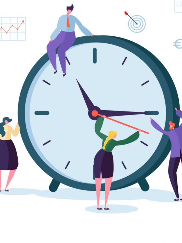 Graduate students should make three mental shifts about time