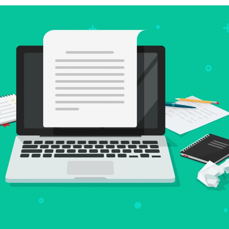 Advice for using a writing day most productively (opinion)