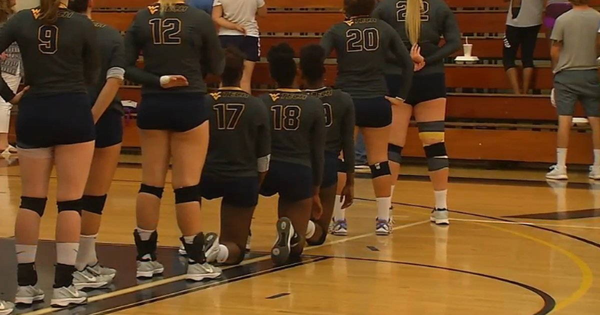 Debate Grows Over National Anthem At College Events