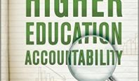 Cover of Higher Education Accountability, by Robert Kelchen