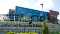 Image of a Southern New Hampshire University building