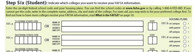 colleges use fafsa information to reject students and potentially
