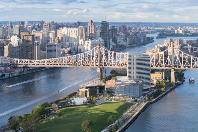 Cornell Tech Campus, NYC's Rival to Silicon Valley ...   Roosevelt Island