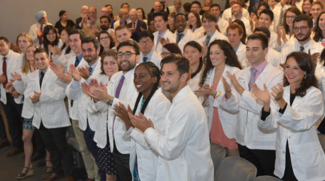 Admissions surge after NYU Med School goes tuition-free