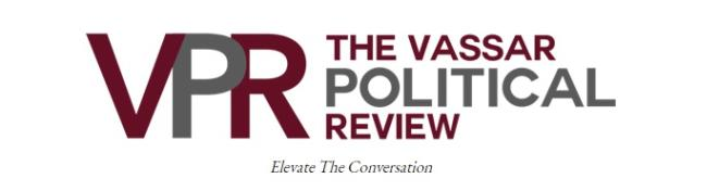 Logo of The Vassar Political Review
