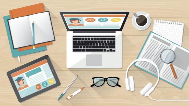Study Questions Effectiveness Of Online Education For At Risk Students