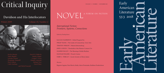Leaders of literary journals discuss strategies to face ...