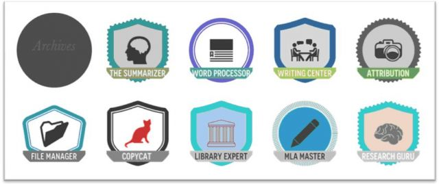 How to use digital badges to help your classroom teaching essay