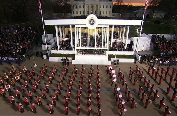 Marist Band To Perform At Trump Inauguration