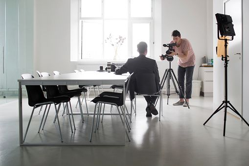Advice for academics on preparing for video interviews