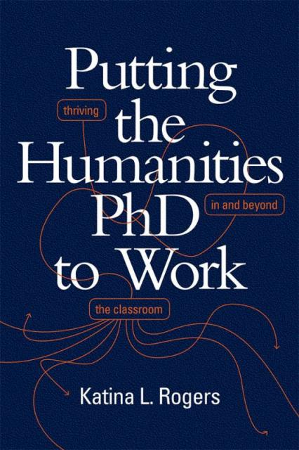 Author Discusses Her Book On Jobs For Humanities Ph D S