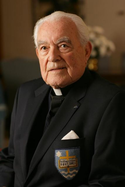 Father Hesburgh Leader At Notre Dame And In American