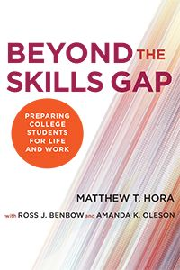 Authors Discuss New Book Challenging The Narrative About Colleges And The U0027skills  Gapu0027