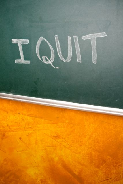 an adjunct explains why she has quit her job essay