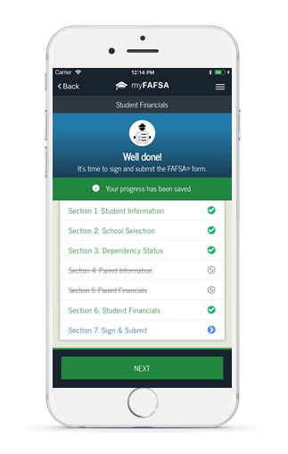 U S Department Of Education Launches New English Learner >> Fafsa Launches Mobile App For Start Of 2019 20 Award Year