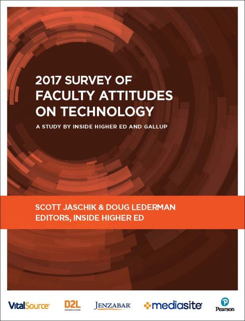 Faculty Buy In Builds Bit By Bit Survey Of Faculty Attitudes On