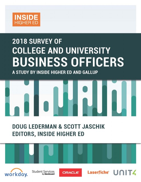 Peril For Private Colleges A Survey Of Business Officers
