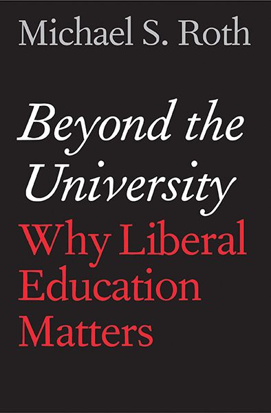 essay on the new book beyond the university