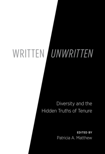 Book argues that faculty members of color going up for tenure are ...