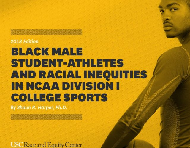 Graduation rates for black athletes lower than most ...
