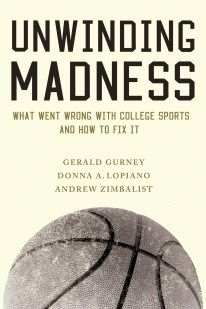 Q&A with the author of new book on 'how to fix' college sports