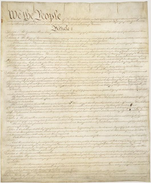 essay on the meaning of constitution day to higher education