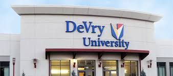 DeVry Traded To Private Small Company - Devry university game design
