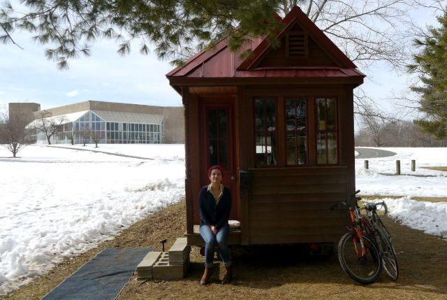Guest Post Nara Williams on Her Tiny House The Education of