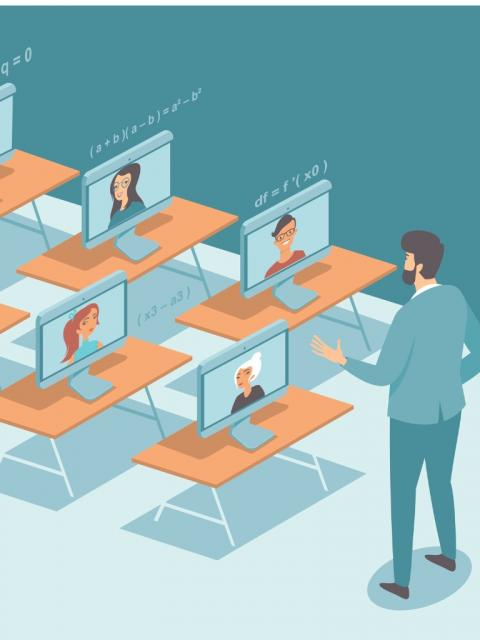 Online Learning Can Only Be Viable If It Offers Certain Connection Points That Traditional Education Does Opinion