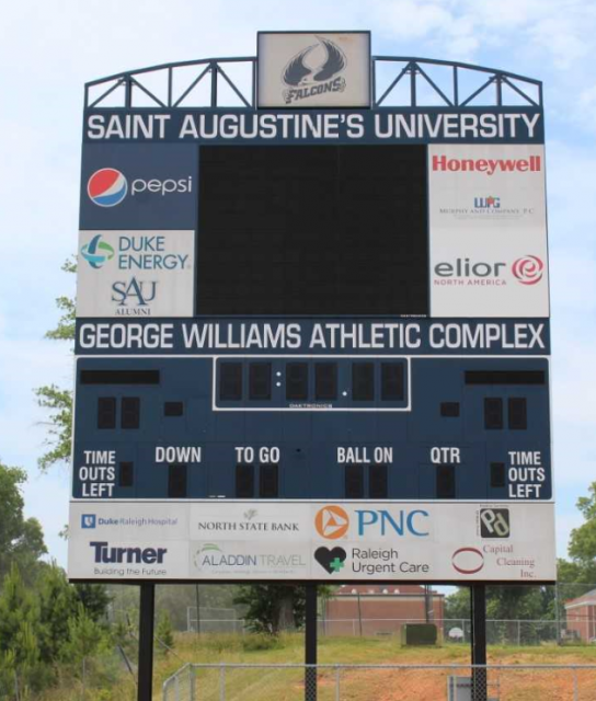 Two historically black colleges opt to share a football stadium