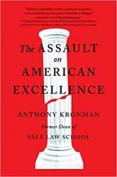 American Colleges: 'The Assault on American Excellence' AmericanExcellence_0