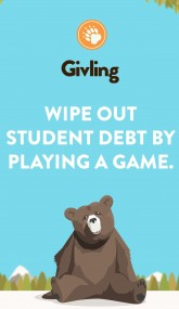 Givling: Wipe out student debt by playing a game