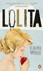 "Cover of ""Lolita,"" by Vladimir Nabokov"