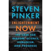 Cover of 'Enlightenment Now: The Case for Reason, Science, Humanism and Progress' by Steven Pinker