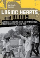 Cover of 'Losing Hearts and Minds' by Matthew Shannon
