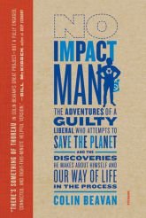 This year in Purdue's common reading program, incoming freshmen read No Impact Man: The Adventures of a Guilty Liberal Who Attempts to Save the Planet, and the Discoveries He Makes About Himself and Our Way of Life in the Process.