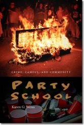 'Party School' (Northeastern University Press)